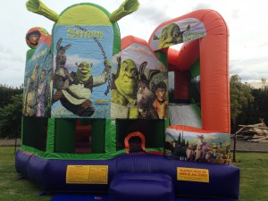 New Shrek 5 in 1 Castle – Now Available For Hire